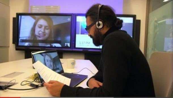 Skype Language Translator 5
