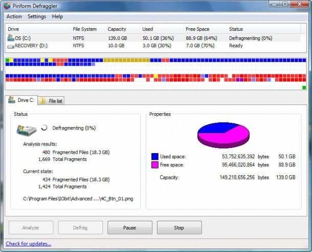 Speed up PC 7