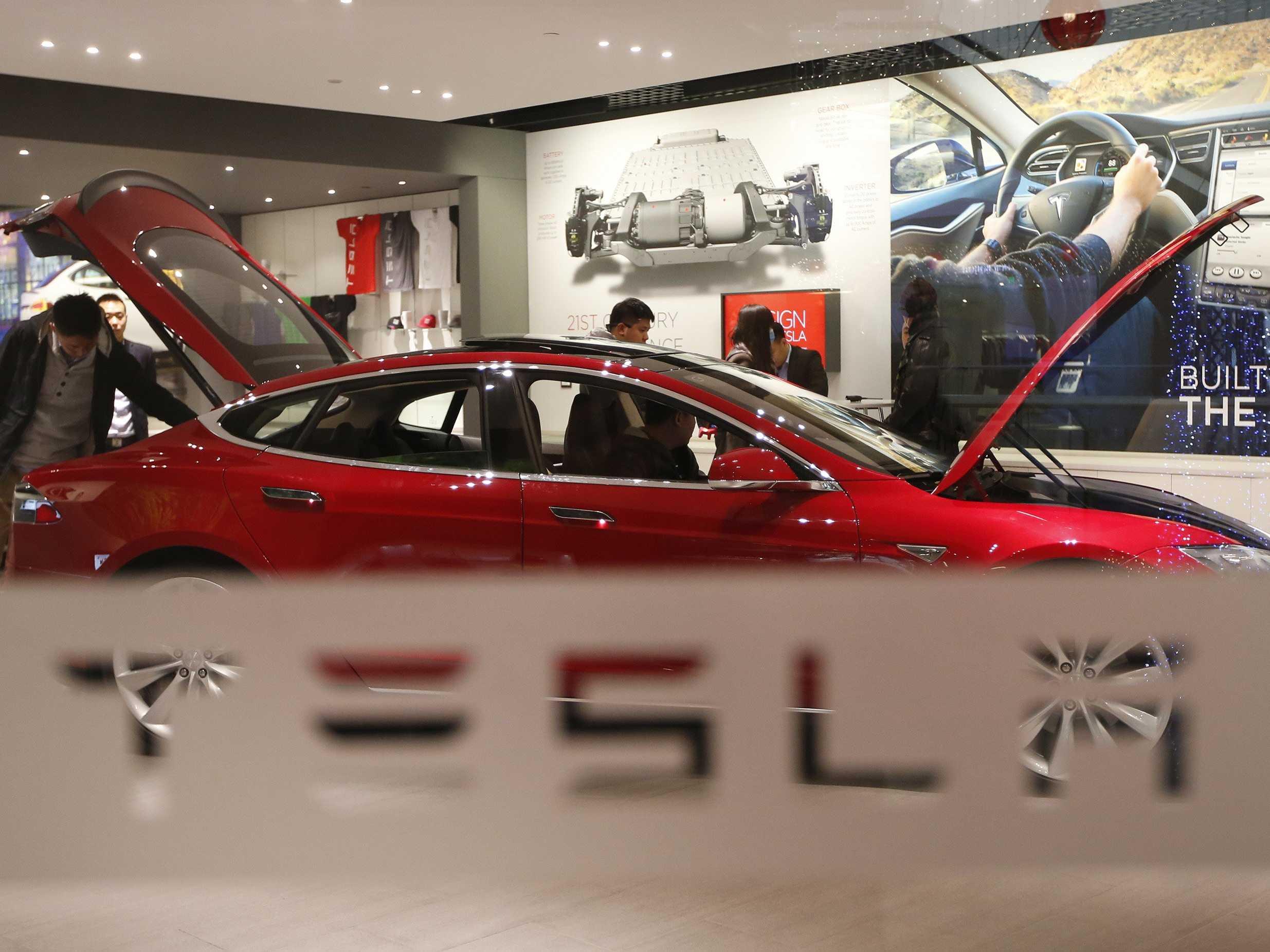Tesla Britain