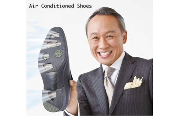 The Air Conditioned Shoes