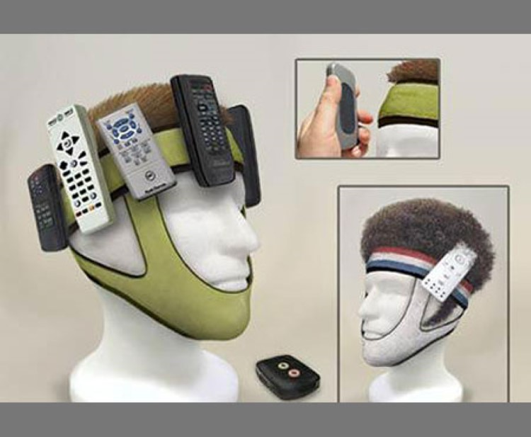 The Remote Headband