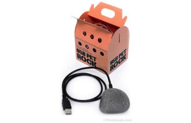 The USB Pet Rock