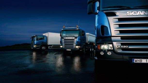 Truck Wallpaper 1