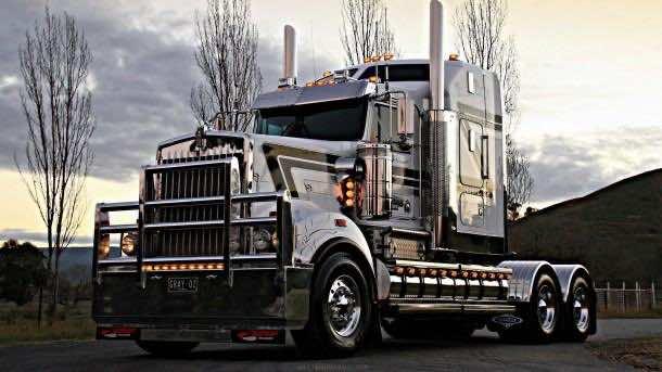 Truck Wallpaper 13