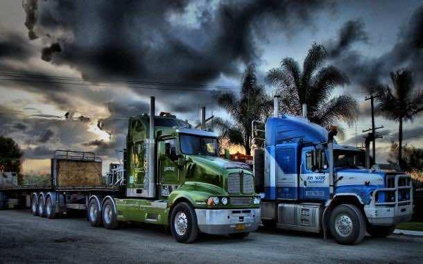 Truck Wallpaper 2