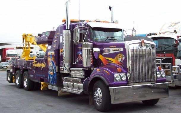 Truck Wallpaper 23