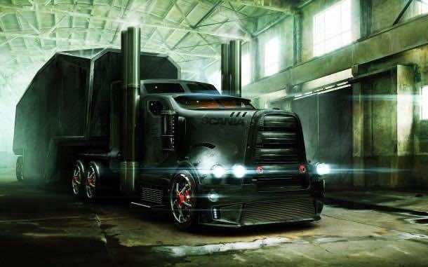 Truck Wallpaper 5