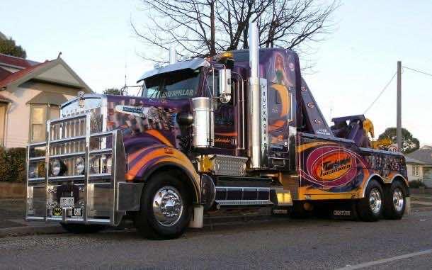 Truck Wallpaper 7