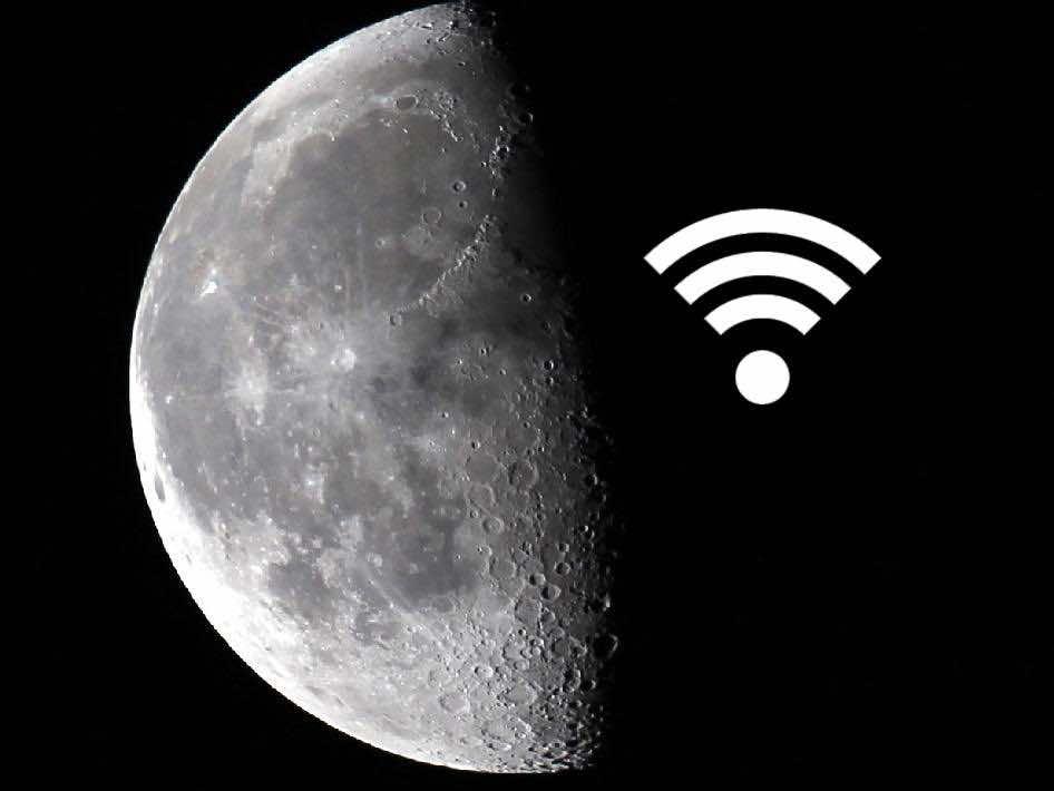 WiFi on Moon 5