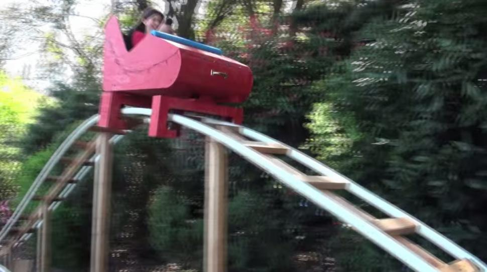 Roller Coaster In My Backyard :  his blog how cool would it be for my kids to say when they re my age
