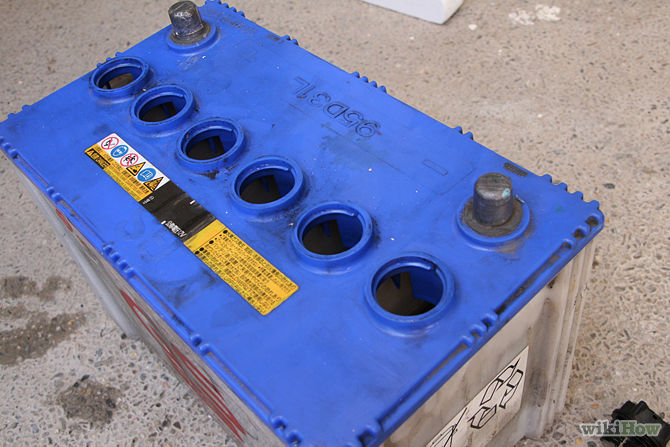 acid battery
