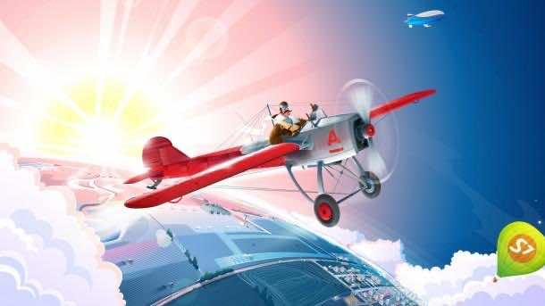 airplane wallpaper 23