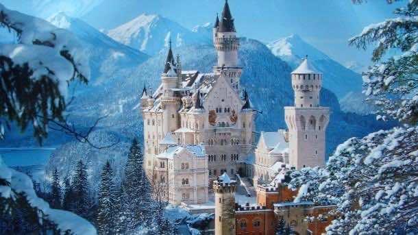 castle wallpaper 30