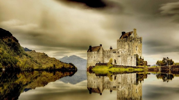castle wallpaper 36