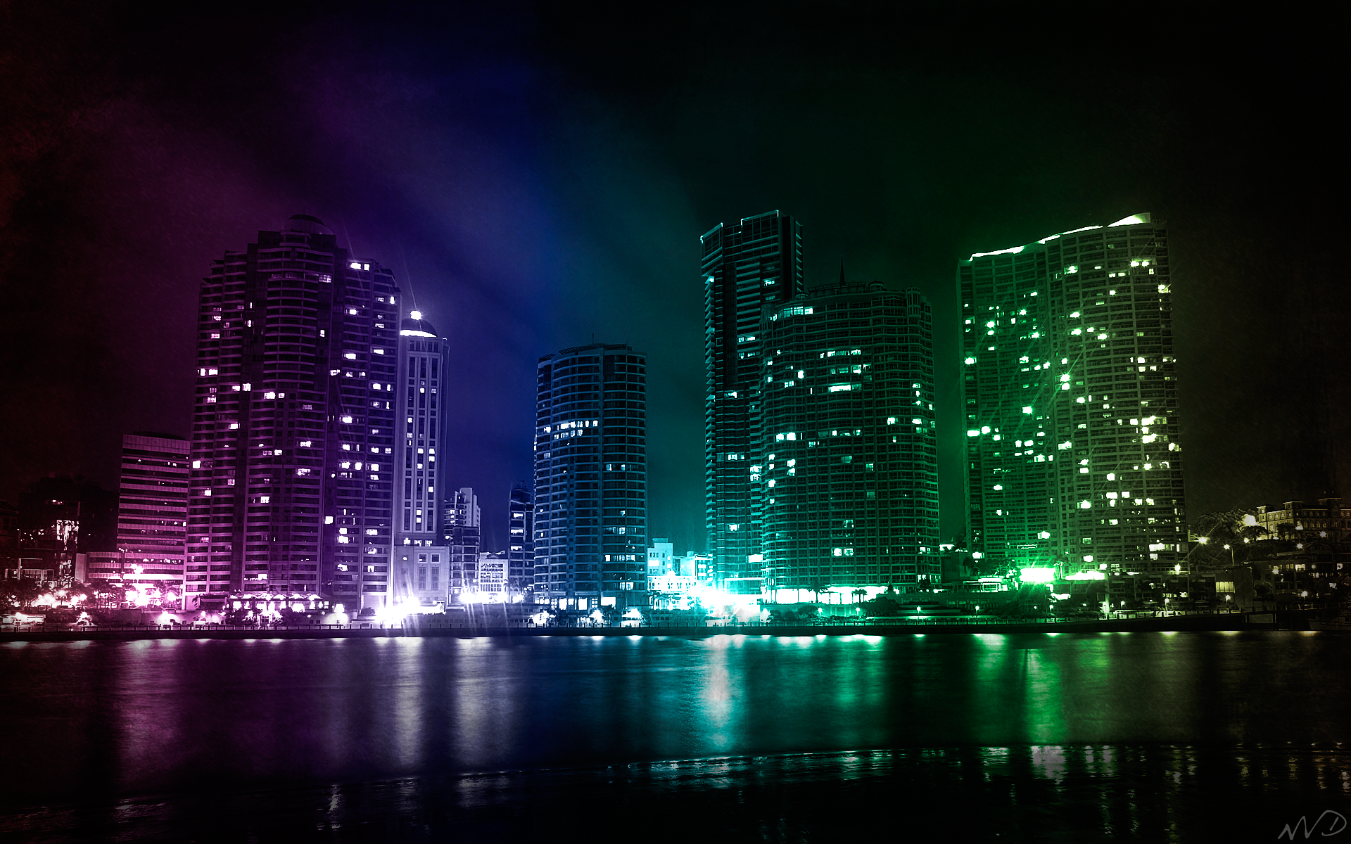 free city hd wallpaper images for desktop download