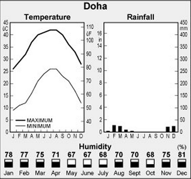 qatar-rainfall