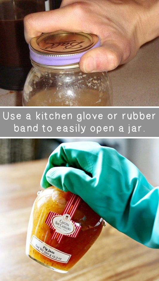1. Opening Jars