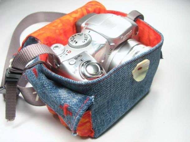 16. Camera Bag