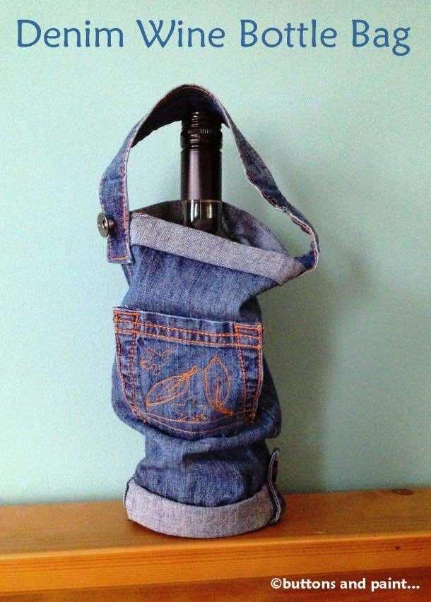 17. Wine Bag