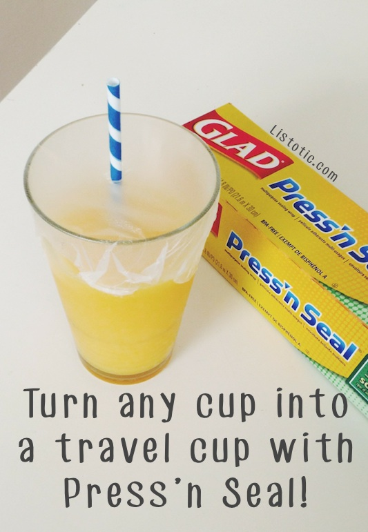 20. DIY Travel Cup
