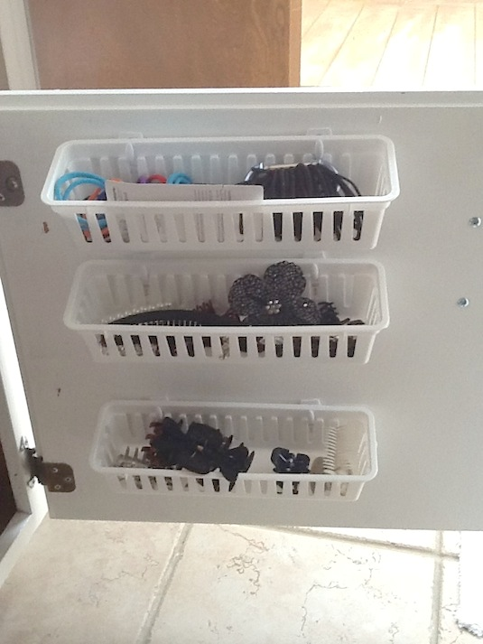 23. Under-Sink Storage Solution