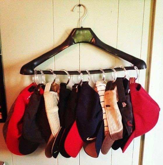 25, DIY Closet Organizers