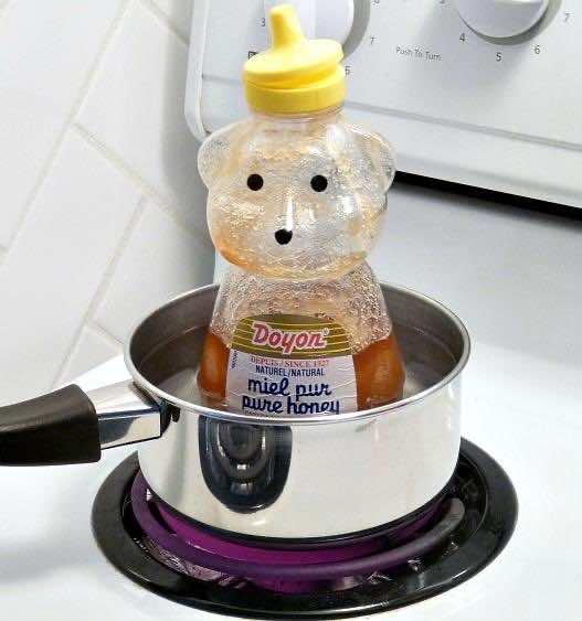 3. Saving Honey