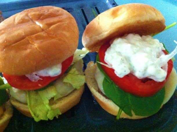 4. Hamburger