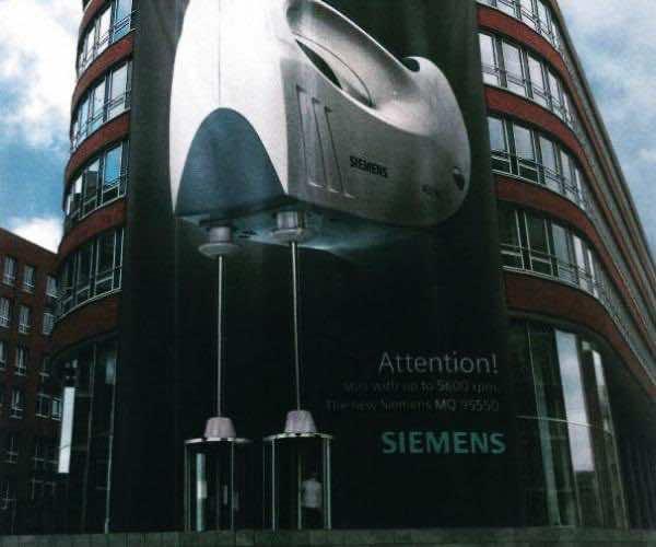 5. Siemens Mixer