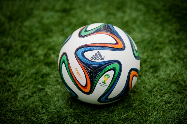 Adidas Brazuca Ball