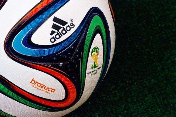 Adidas Brazuca Ball2