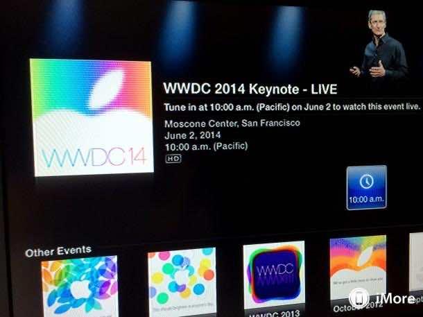 Apple WWDC 8