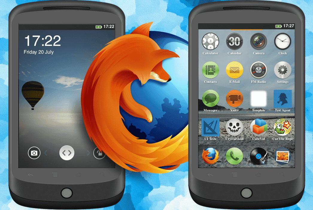 Браузер Mozilla Для Телефона