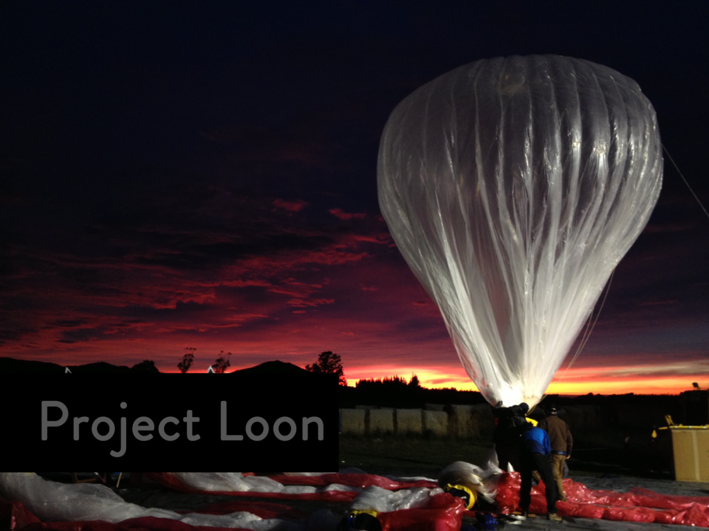 Google Balloon 2