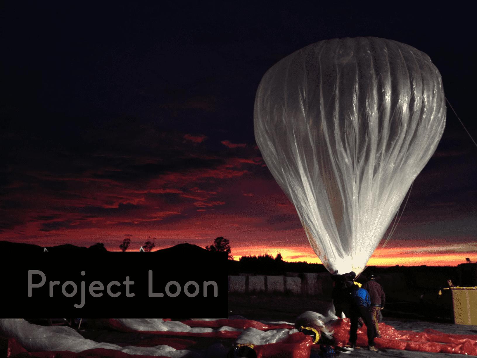 Google Balloon 2