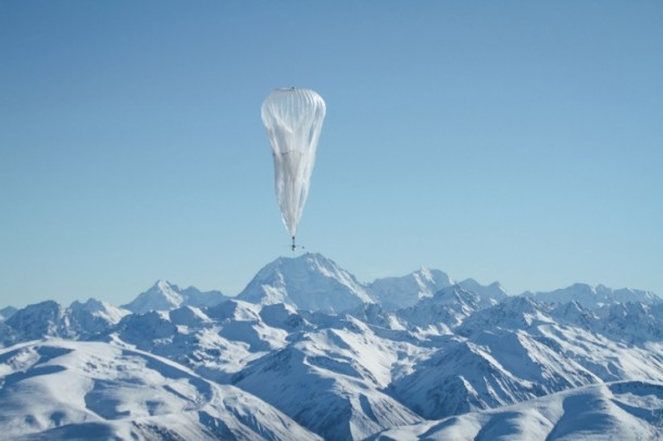Google Balloon 3