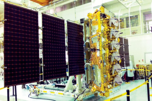 Google Launching Satellite