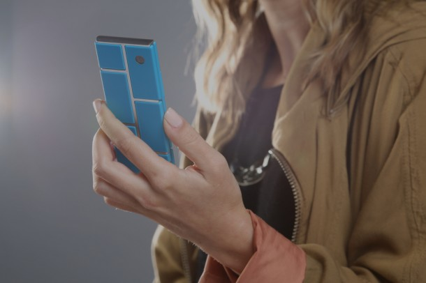 Google Project Ara Grey Phone 2