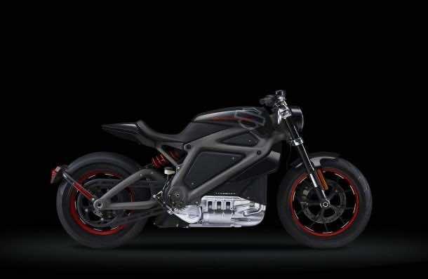 Harley Davidson Project LiveWire 2
