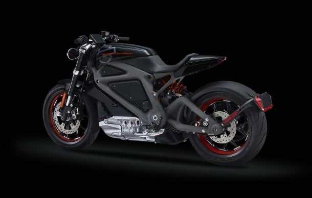 Harley Davidson Project LiveWire 3