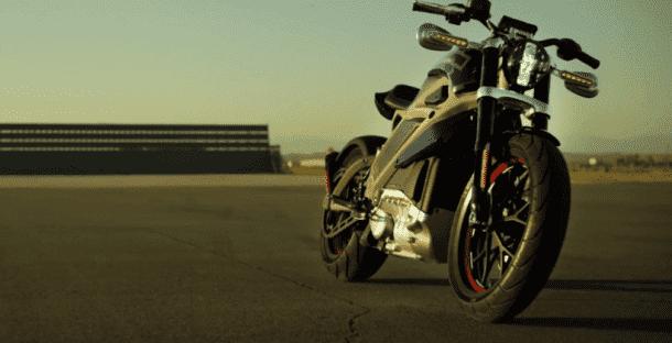 Harley Davidson Project LiveWire 4