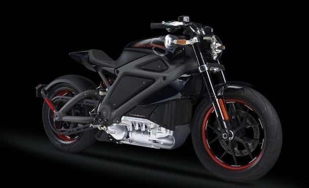 Harley Davidson Project LiveWire 5