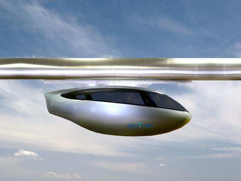 Hover Car SkyTran
