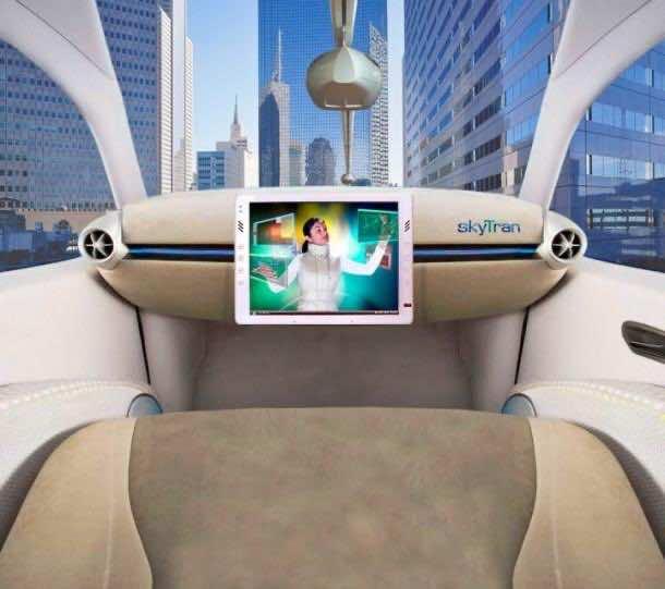Hover Car SkyTran 2
