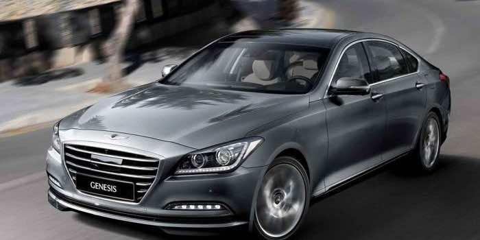 Hyundai Genesis 3