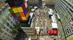 LegoTwoer-RubiksCube