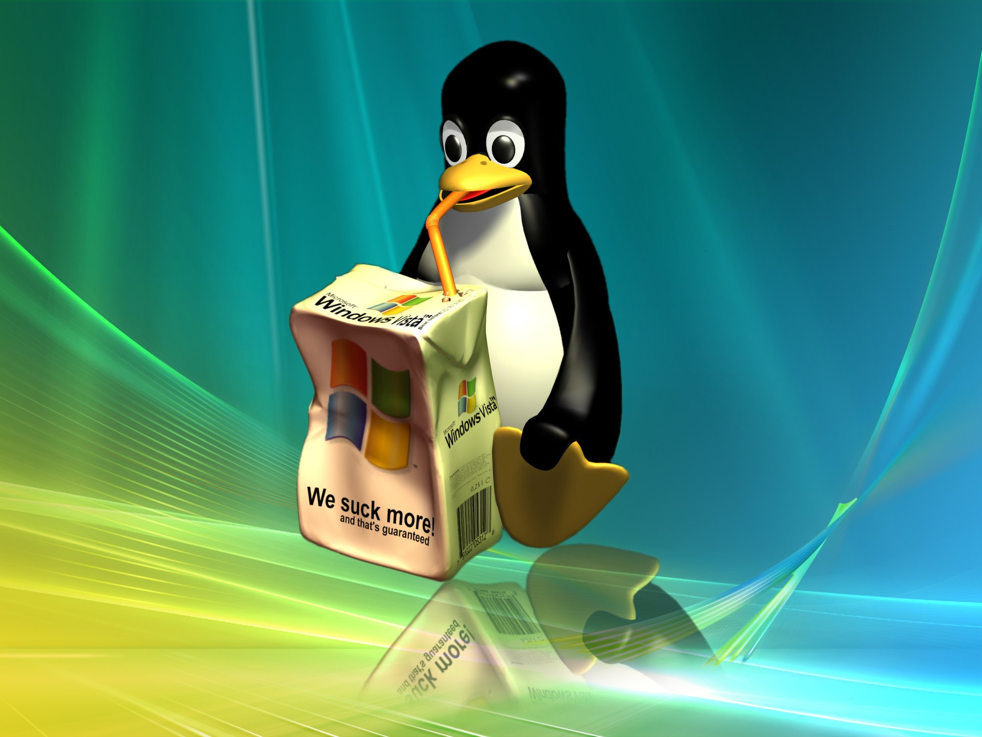 Download 45 Awesome Linux Wallpapers
