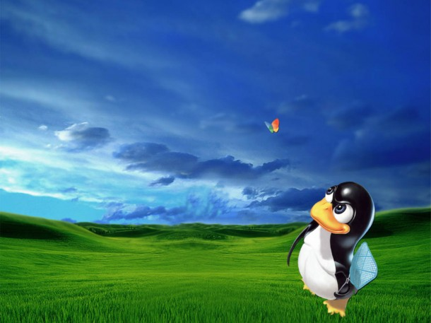 Linux wallpapers 27