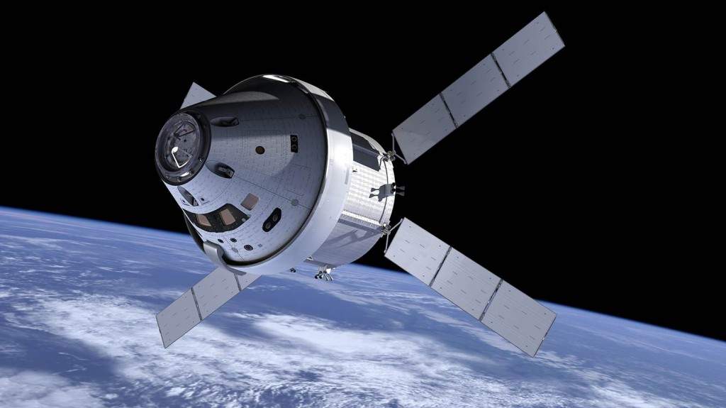 NASA's Orion Spacecraft 2