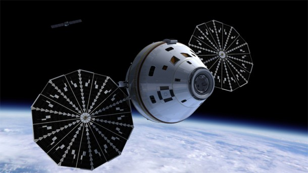 NASA's Orion Spacecraft